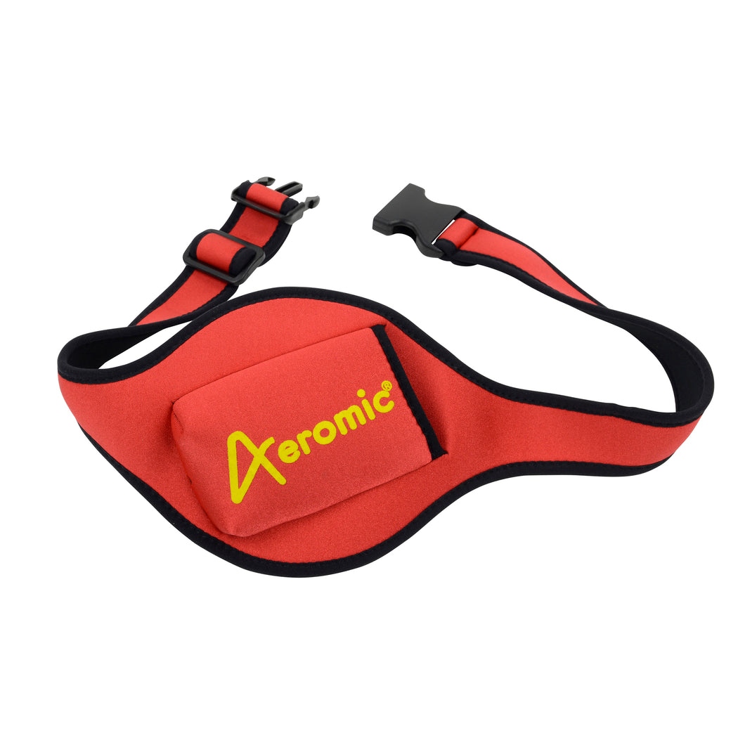 Aeromic Hipster Pouchbelt Red