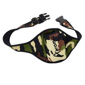 Aeromic Combat Green Mic Belt