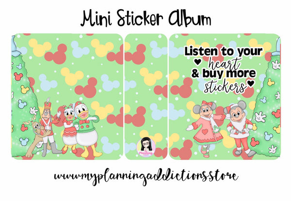 Mini Sticker Album #4