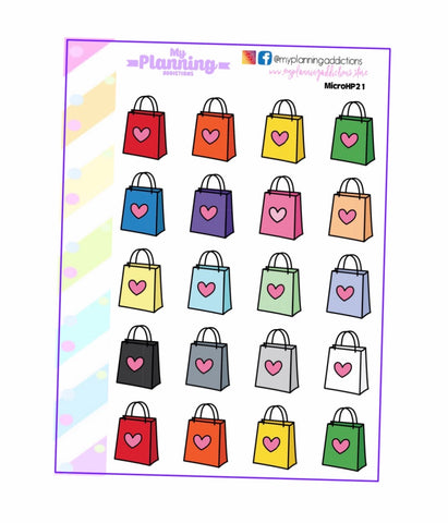 MicroHP021-Shopping Bags