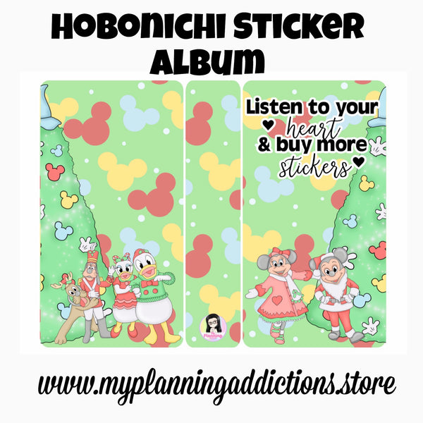 Hobonichi Sticker Album #4