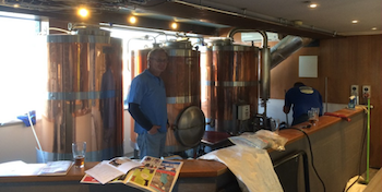 Brew Day – Banjo Patterson Inn