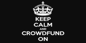 Crowdfund Page Launched!