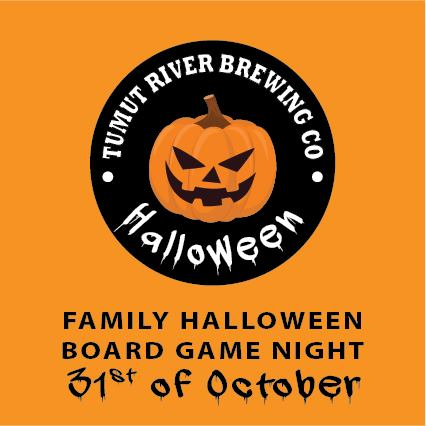Halloween Family Night - Thursday 31 October 2019