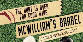 Easter Weekend @ McWilliam's Cellar Door in Hanwood