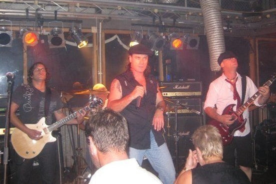 Thunderstruck AC/DC Tribute Show - Friday 5th March 2021