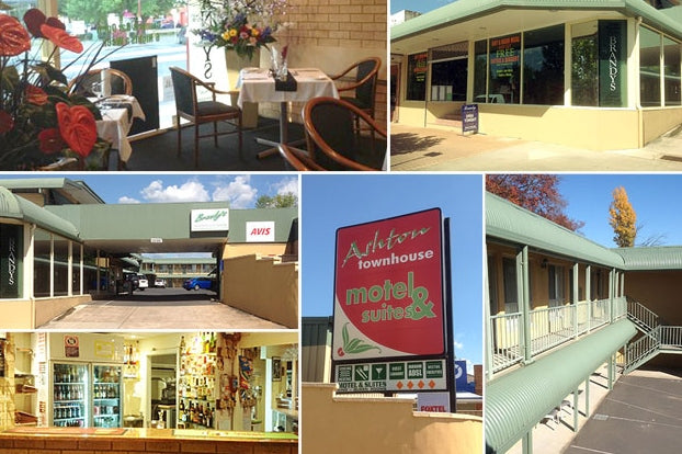 Ashton Townhouse Motel and Suites Tumut