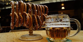 Foods for Beer Lovers