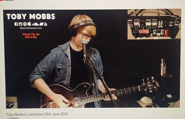 Toby Mobbs - Sunday 30 August