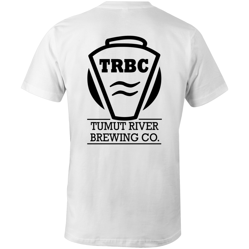 AS Colour Organic Tee - TRBC Logo
