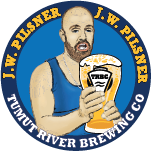 J.W. Pilsner Bottle 330ML