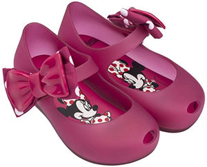Mini Melissa Mini Ultragirl + Minnie (Toddler/Little Kid)