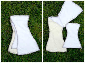 Snuggy Baby All Size Cloth Diaper Hemp Insert