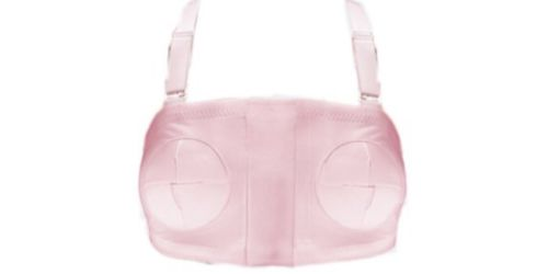 Honeysuckle B'free Handsfree Pumping Bandeau Pink L/XL