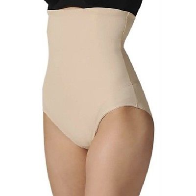 Miraclesuit Firm Control High-Waist Brief Look 10lbs Lighter 2755 Nude Large