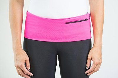 HipS-Sister Left Coast Pink Yoga\Travel Hip Band Pink SIZE C (34