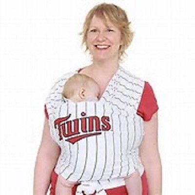 Moby Wrap MLB Minnesota Twins Stripe Carrier