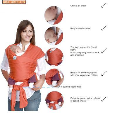 Moby Wrap Mlb Edition Baby Carrier One Size Navy Twins Mommy Paradise