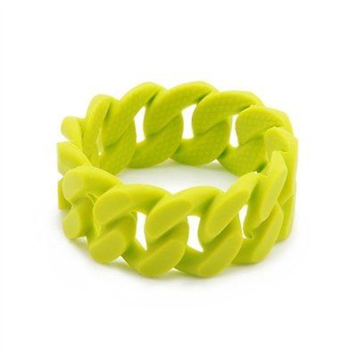 Chewbeads Stanton Bracelet 100% silicone helpful during the teething ages