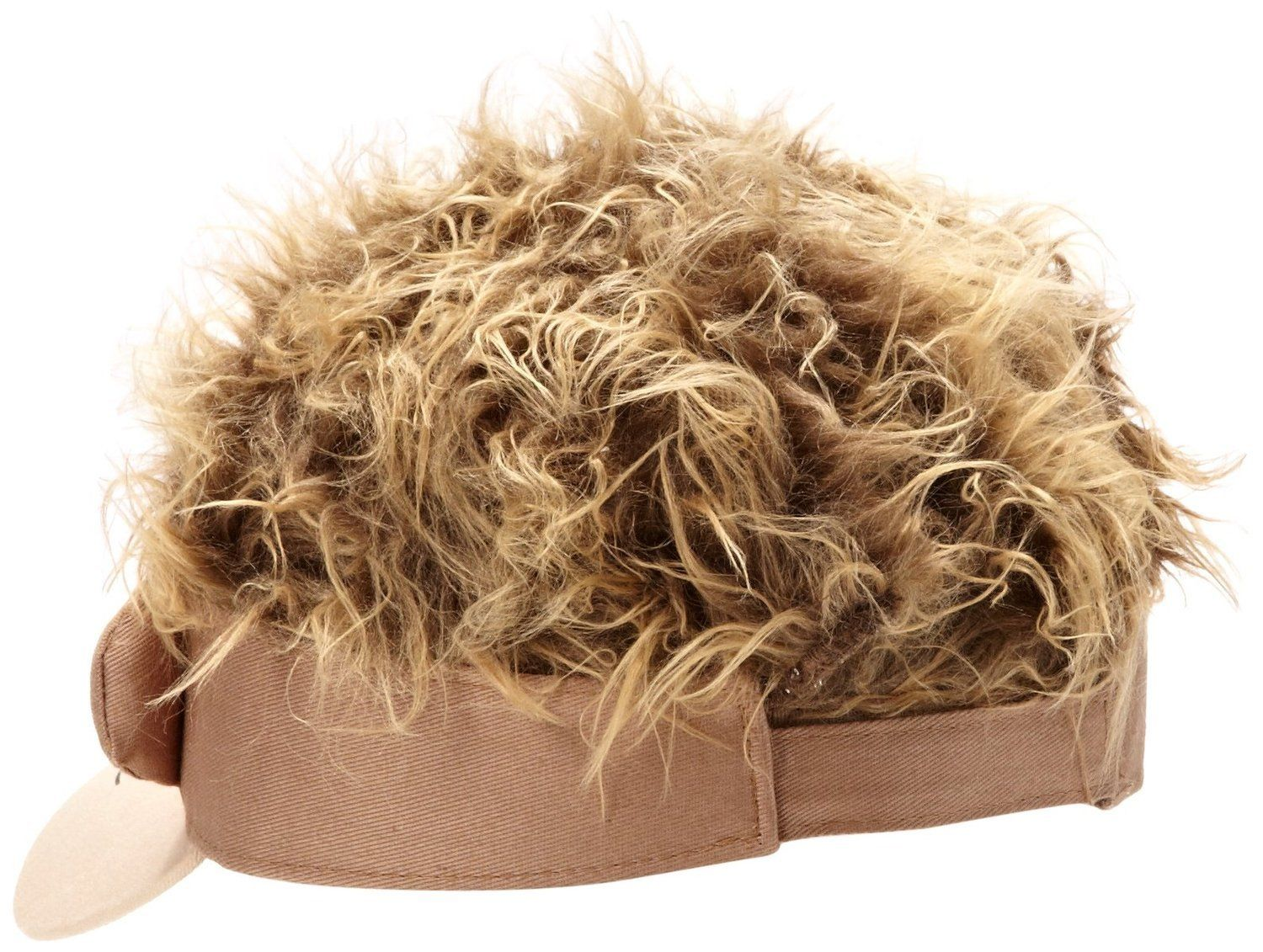 Flair Hair Monkey Visor for Adults and Fits Some Children