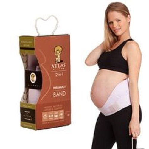 Atlas 2-in-1 Pregnancy & Postpartum Band Combo Pack Lavender Meduim/Large