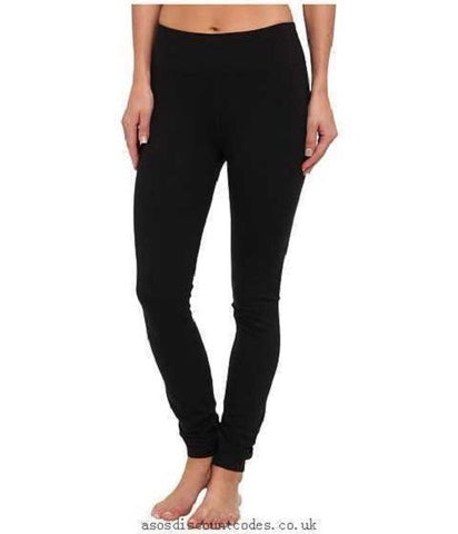 Lysse Leggings Tight Ankle Shaping Legging 1219S Black Small