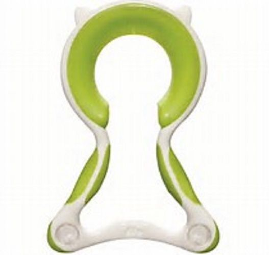 Li'l Helper BPA Free Hands Baby Bottle Holder Free Green