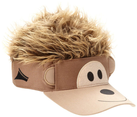 Flair Hair Monkey Visor