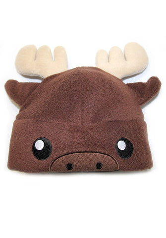 Crazyheads Kids  Moose Hat, 2T-4T