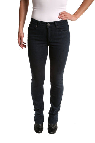 UR Rebel Womens Slimming Skinny Jeans 3-5882 Denim 12