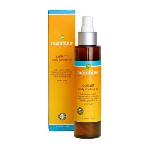 Mambino Organics Cellufit body contour oil 5oz all skin types