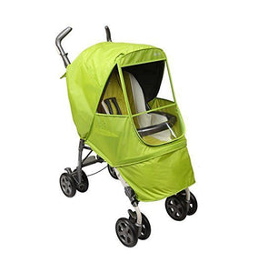 Manito Elegance Alpha EGCVA-49000 Stroller Weather Shield Green