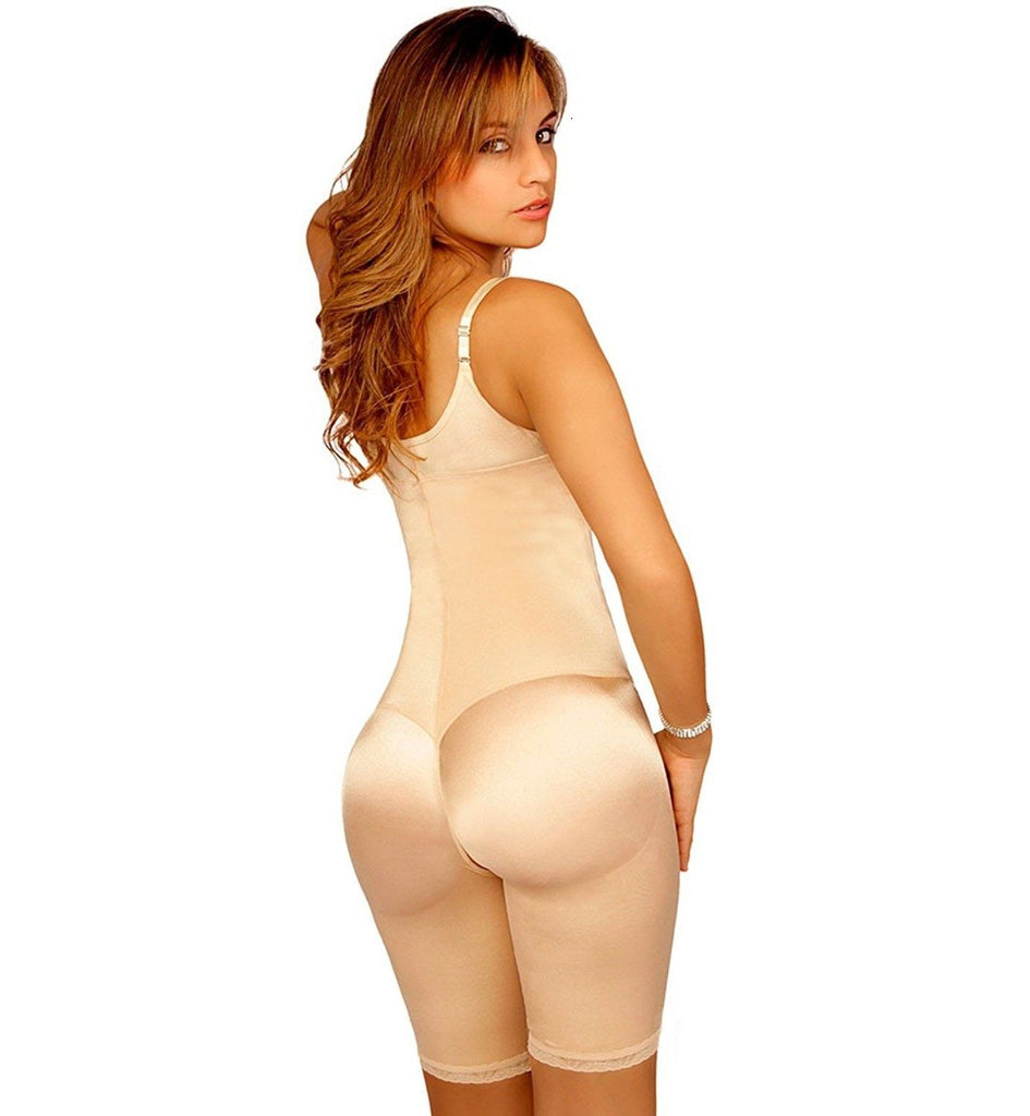 Vedette  Women's Stephanie Firm Control Full Body Shaper 104 Nude 36 Medium