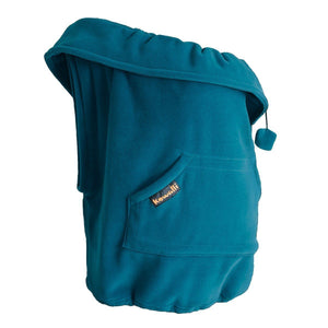 Kowalli Fleece Baby Carrier Cover (Teal)