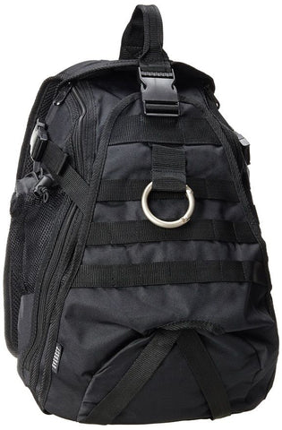 Everest Sling Backpack Hydration Compatible Pack in Black