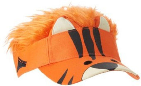 Flair Hair Tiger Visor