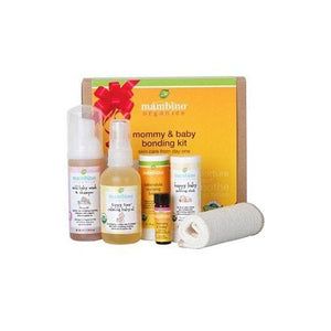 Mambino Organics Mommy & Baby Bonding Kit (5 pcs)missing mommy baby calming oil
