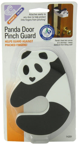 Mommy's Helper Panda Door Pinch Guard