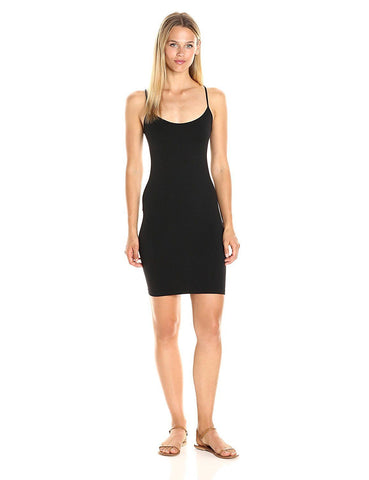 SugarLips Seamless Dress Cami S125TN Black One Size