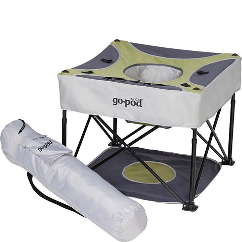 KidCo Go-Pod Portable Folding Activity Seat P7002 Pistachio