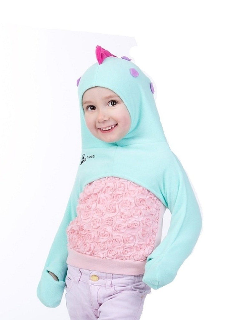 Olie The Minkey Mint Dino, 6-12M
