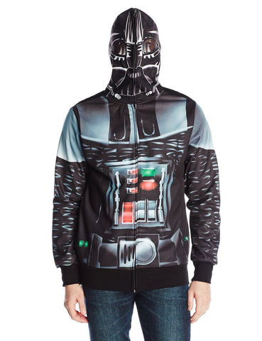 Men's Star Wars Darth Vader Costume Jacket, Large