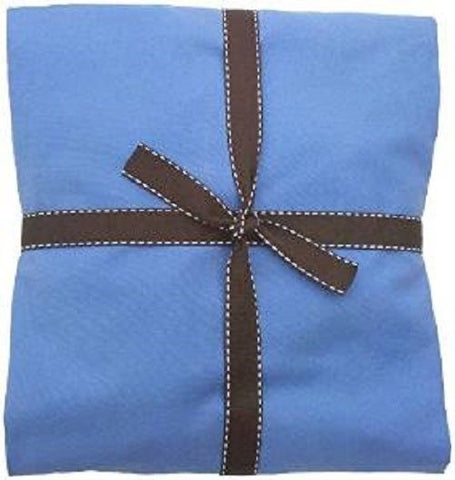 MamaDoo Kids Everlasting Play Yard Fitted Sheet Crayon Blue One Size Fits All