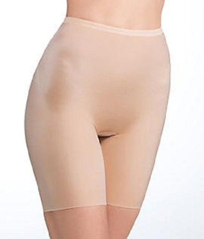 SPANX Hide & Sleek Mid Thigh Shaper 2508 Natural Large