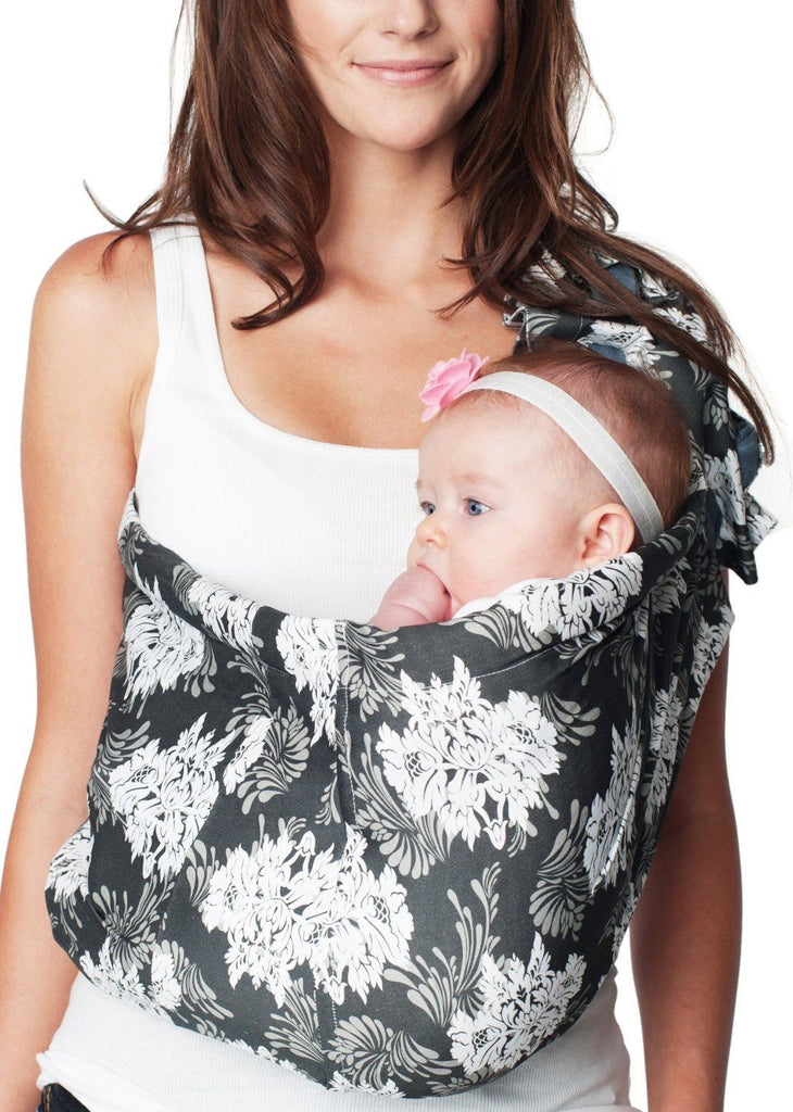 Hotslings Adjustable Pouch Baby Sling, Reflections, Large