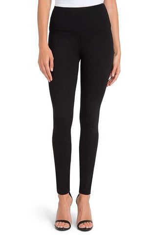 Lysse Ponte Seam Legging Great for a More Dressy Look 1519 Black Small
