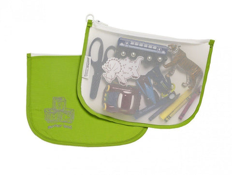 Mother Load Toy Bag for On-the-Go Moms Color: Green, Model: TF13