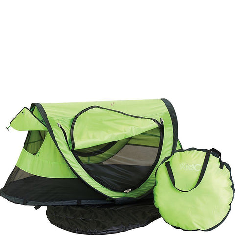 KidCo Peapod Plus Infant/Child Travel Bed in Kiwi
