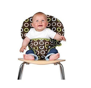 Totseat Chair Harness: The Washable and Squashable, Portable Travel High Chair