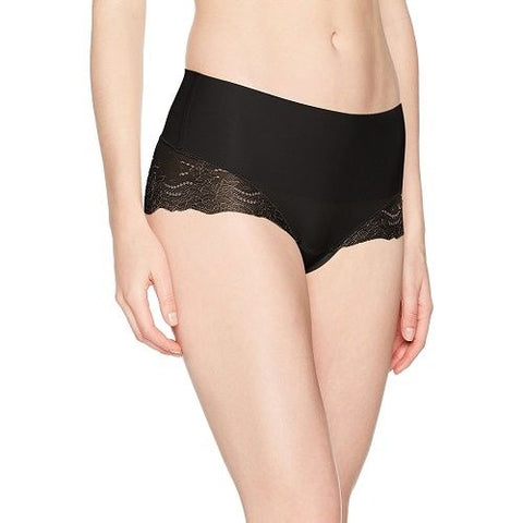 SPANX Undie-Tectable Lace Hi-Hipster SP0515 Black Medium
